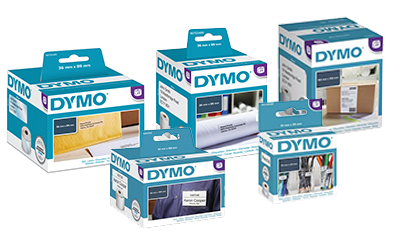 Orginal Dymo Labels