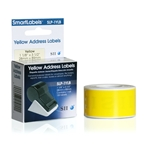 Seiko Yellow Address Labels     SLP-1YLB